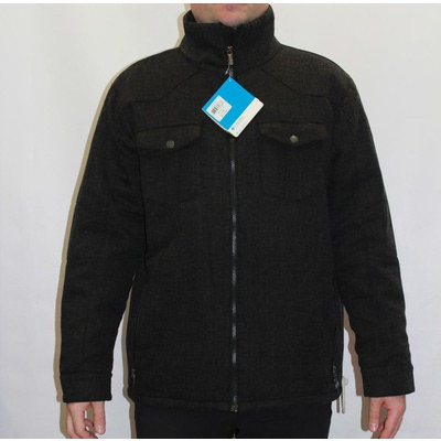 WM5445-010 M куртка Jagger Path Jacket черный р. M
