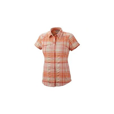AL7081-864 L Рубашка Silver Ridge Multi Plaid S S Shirt оранжевый р.L