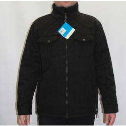 WM5445-010 M куртка Jagger Path Jacket черный р. S