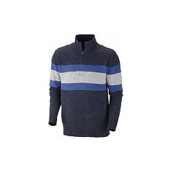 AM2790-464 M Джемпер Bridge Too Far Sweater синий р.M